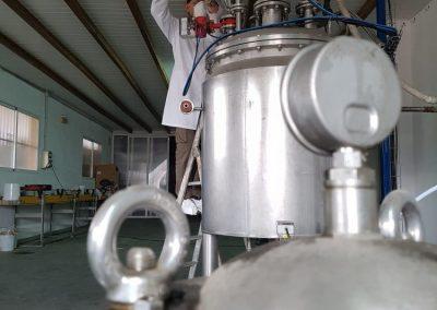Reactor biologico TAVAN